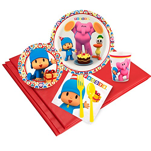 Birthday Express Kits Pocoyo Party Pack (Pocoyo Bath)