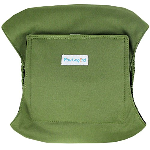 Pictures of Paw Legend Washable Dog Belly Wrap DiapersMale 2