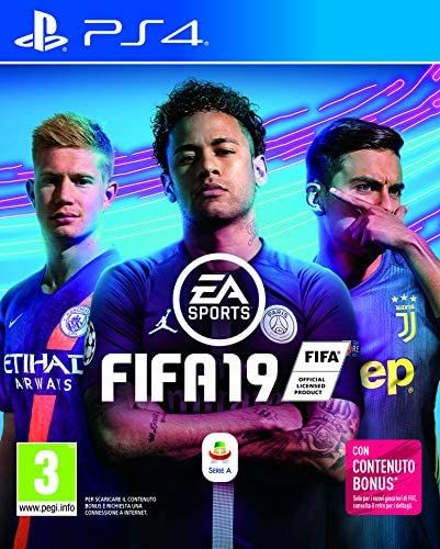 FIFA 19 PS4 - Imported Game Soft .by Electronic Arts