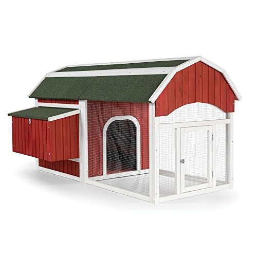 Prevue-Pet-Products-Red-Barn-Chicken-Coop-465