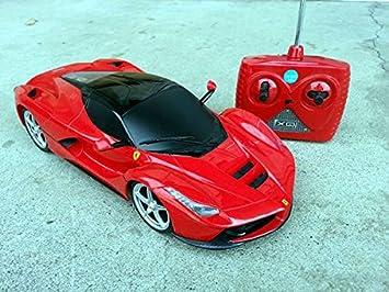 New XQ 1/18 R/C 2013 Remote Radio Control Ferrari LaFerrari La Ferrari
