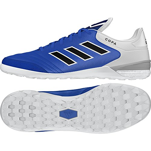 adidas Herren Copa Tango 17.1 in für Fußballtrainingsschuhe, Blau (Blu Azul/Negbas/Ftwbla), 42 EU