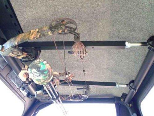 GreatDay QD85xOGR UTV Quick Draw Overhead Gun Rack by Great Day (Image #1)