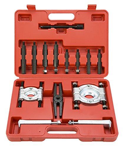 8milelake 14PCS Bearing Separator Puller Set 2