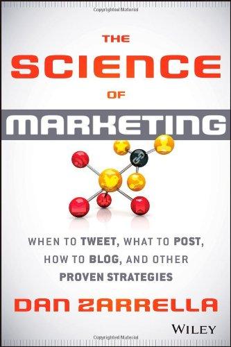 The Science of Marketing by Dan Zarrella, Publisher : Wiley