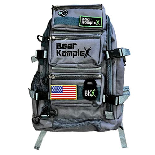 Bear KompleX Military Grade 3 Day Tactical Rucksack, Multi-use Bug Out Bag Great for Hiking,...