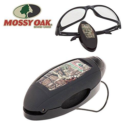 Chums ChumBug Visor Eyewear Clip - Mossy Oak - - Eyewear Oak