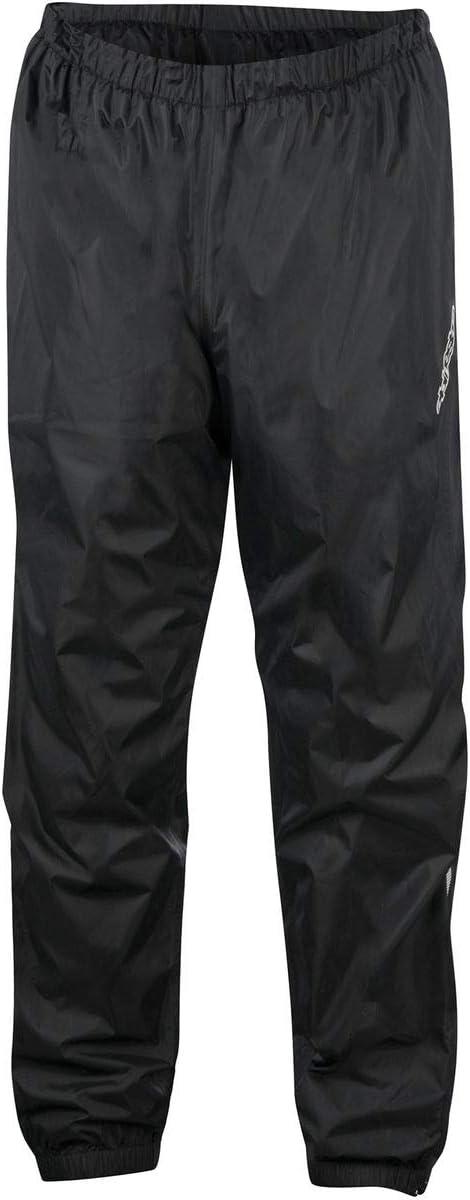 Alpinestars Hurricane Rain Motorcycle Waterproof Over Trousers Fluo//Black