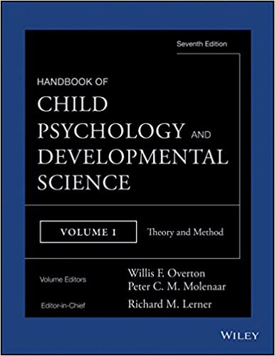 Pdf-kirjat mobiililataukselle Handbook of Child Psychology and Developmental Science, Theory and Method: Volume 1 by Richard M. Lerner,Willis F. Overton Suomeksi PDF RTF