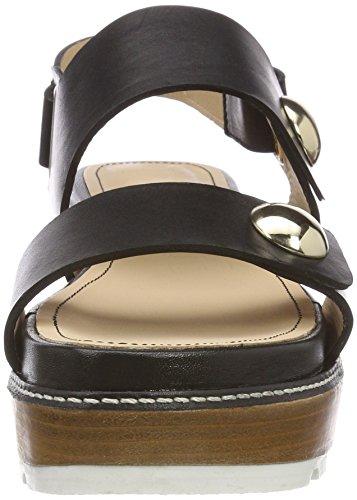amp; Clogs Women's Hcarl Noir Black PAUL JOE OwqdO6