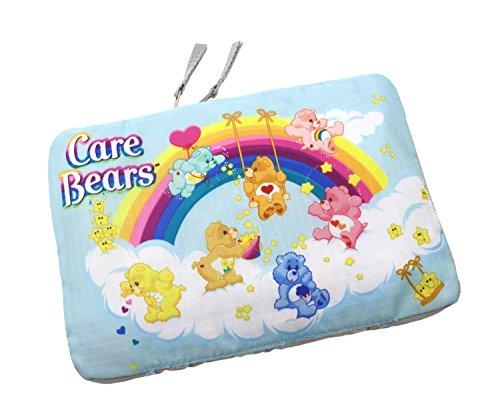 Care Bears Folding Boston bag (blue) 111475 ()