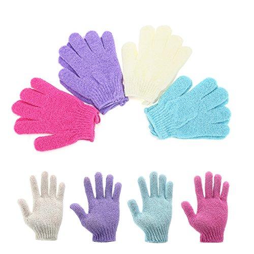 scheam-4-pair-exfoliating-shower-bath-glove-scrubber-shower-acne-dead-skin-cell-remover-body-spa-mas