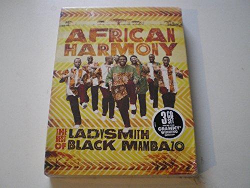 African Harmony - The best of Ladysmith Black Mambazo
