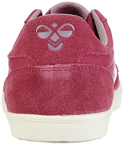 hummel HUMMEL SL STADIL PASTELS LO - zapatilla deportiva de lona mujer rosa - Pink (Malaga 4492)