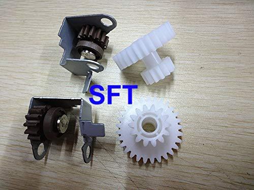 Laserjet Gear - Printer Parts Arm Swing Gear assy Fuser drive gear kit RF5-2409 RB2-1849 RS6-0348 for HP LaserJet 5000 5100/SE Canon LBP1820 1set 2pcs on sale