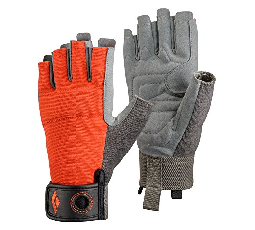 Black Diamond Crag Half Finger Climbing Gloves