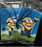 Minions Bob Car Air Freshener Berry Bob Licensed Hanging Despicable Me