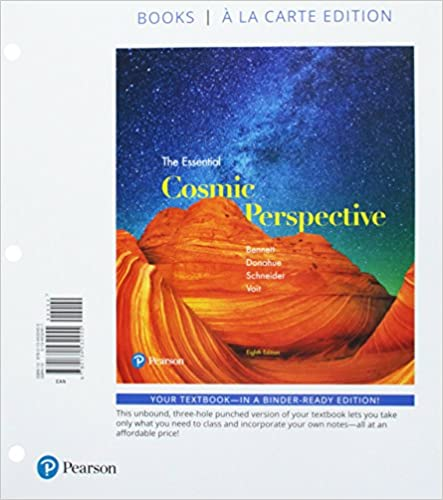Essential cosmic perspective the books a la carte plus mastering essential cosmic perspective the books a la carte plus mastering astronomy with pearson etext access card package 8th edition jeffrey o bennett fandeluxe