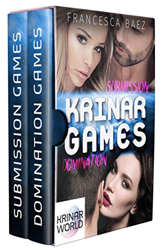 Krinar Games (A Krinar World Bundle)