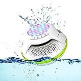 cowin cowin-swimmer impermeable altavoz bluetooth 4.0portátil Floating Altavoces inalámbricos IPX7con 10W Plus Graves profundos y colorida luz LED
