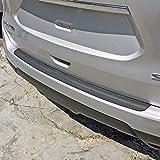 Nissan Rogue Sport Bumper Guards - Dawn Enterprises RBP-008 Rear Bumper Protector