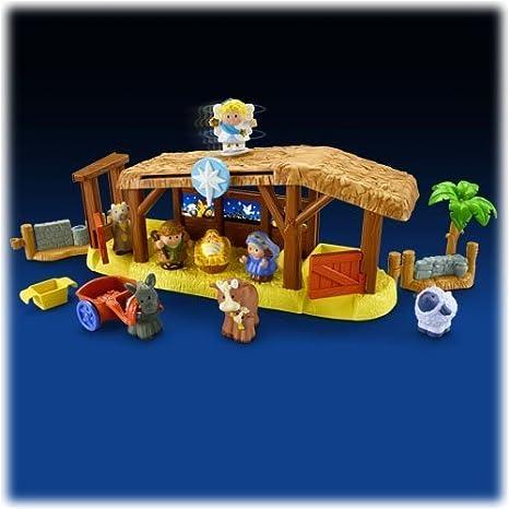 Mattel Juguete para apilar y encajar Little People W