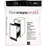 Kenmore 13370 Trash Compactor Bag, 10-pack Genuine