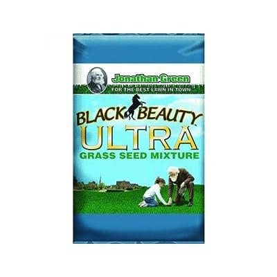 JONATHAN GREEN TURF 10321 Black Beauty Ultra Grass Seed, 3 lb : Garden & Outdoor