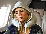 HoodiePillow Brand (Inflatable) Travel Hoodie