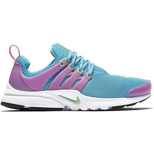 Nike Presto (GS), Zapatillas de Deporte para Niñas, Azul (GMM Bl