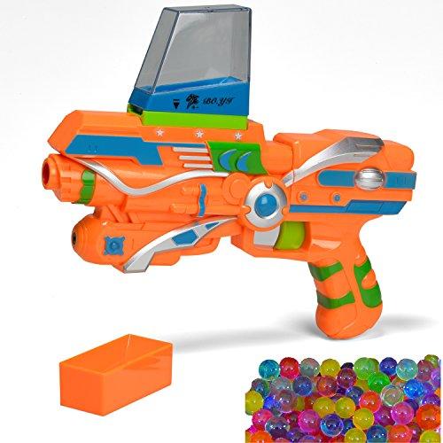 Prextex Soft Bullet Gun Crystal Bullet Balls Water