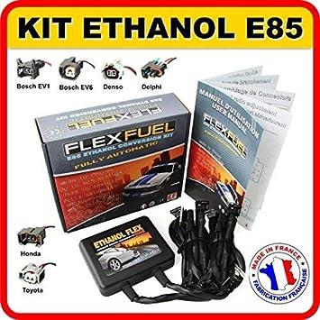 Connecteurs: Bosch EV6 Kit Ethanol E85 8-cylindres pour: Jaguar Chevrolet Volvo. Dodge Chrysler Ford