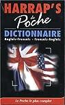 Harrap's de poche : Anglais/français, français/anglais par Harrap's