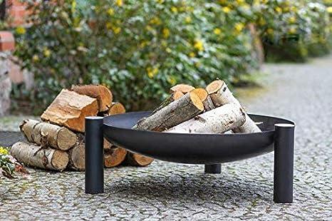 Blackorange - Recipiente para Hoguera (diámetro 80 cm): Amazon.es: Jardín