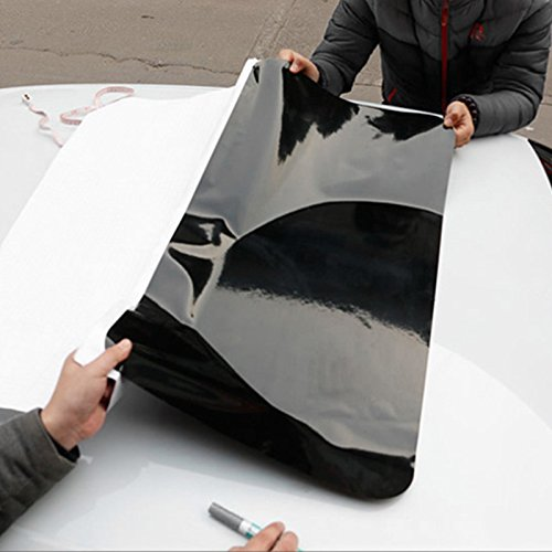 Sedeta car sunroof window protector film sunshade Vinyl Film Sticker Decals 7938cm PVC vehicles ()