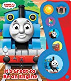 Thomas & Friends It's Great to Be an Engine Song Book