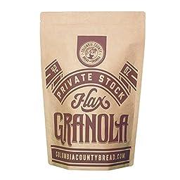 Bulk 42oz Plain Flax Granola (Plan Friendly) by Columbia County Bread & Granola