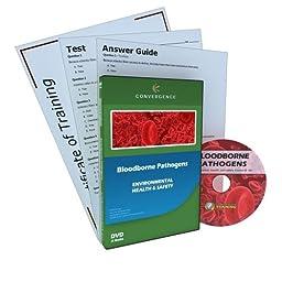 Convergence C-103 Bloodborne Pathogens Training Program DVD, 20 minutes Time