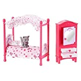 You & Me Happy Together Girls Bedroom Set