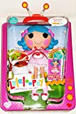 """MGA Lalaloopsy Limited Edition 12 Inch Tall Button Doll - Rosy Bumps 'N' Bruises with Pet """"Boo-Boo Bear"""" and Bonus Mini 3 Inch Doll"""