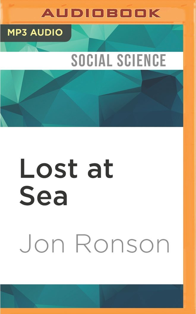 Download Lost at Sea: The Jon Ronson Mysteries ebook