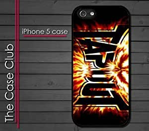 diy phone casePink Ladoo? iphone 5/5s Case - Tapout Flames ufc mma fighting tapoutdiy phone case