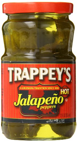 Trappey's Jalapeno Peppers Whole, 12 Ounce