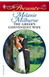 The Greek's Convenient Wife (Greek Tycoons)