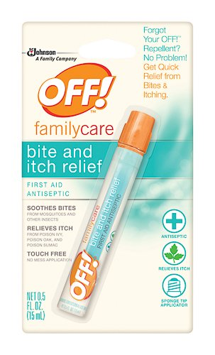 Off! Antiseptic Pen Multiple Insects 0.5 Oz by OFF!