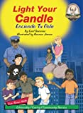 Light Your Candle / Enciende Tu Vela (Another Sommer-Time Story Bilingual) (English and Spanish Edition)