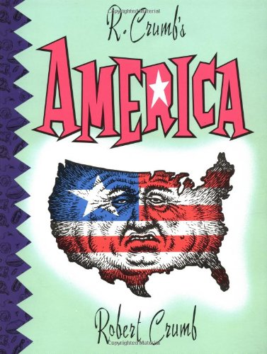 R. CRUMB'S AMERICA (Legendary Authors And The Clothes They Wore)