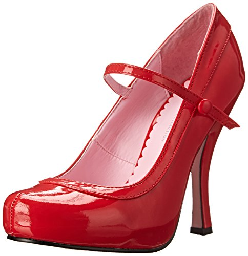 Leg Avenue Women's Babydoll Mary-Jane Pump