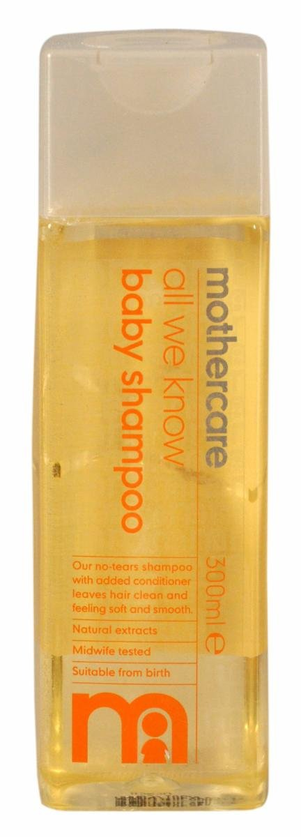 Mothercare All We Know Baby Shampoo - Pack Of 1, 300ml by Mothercare