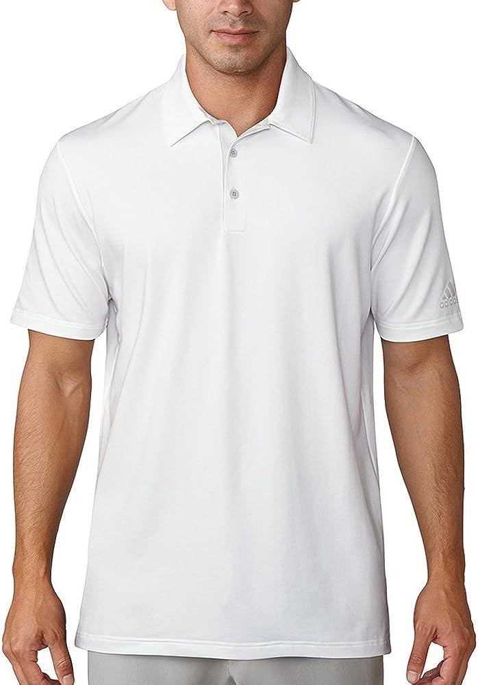 adidas Ultimate 365 White Polo, Blanco (Blanco CD3337), Small ...